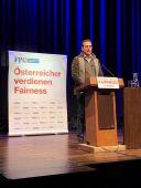 Bundesparteiobmann Heinz-Christian Strache