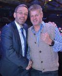 BM Herbert Kickl mit OPO Charly Trucker